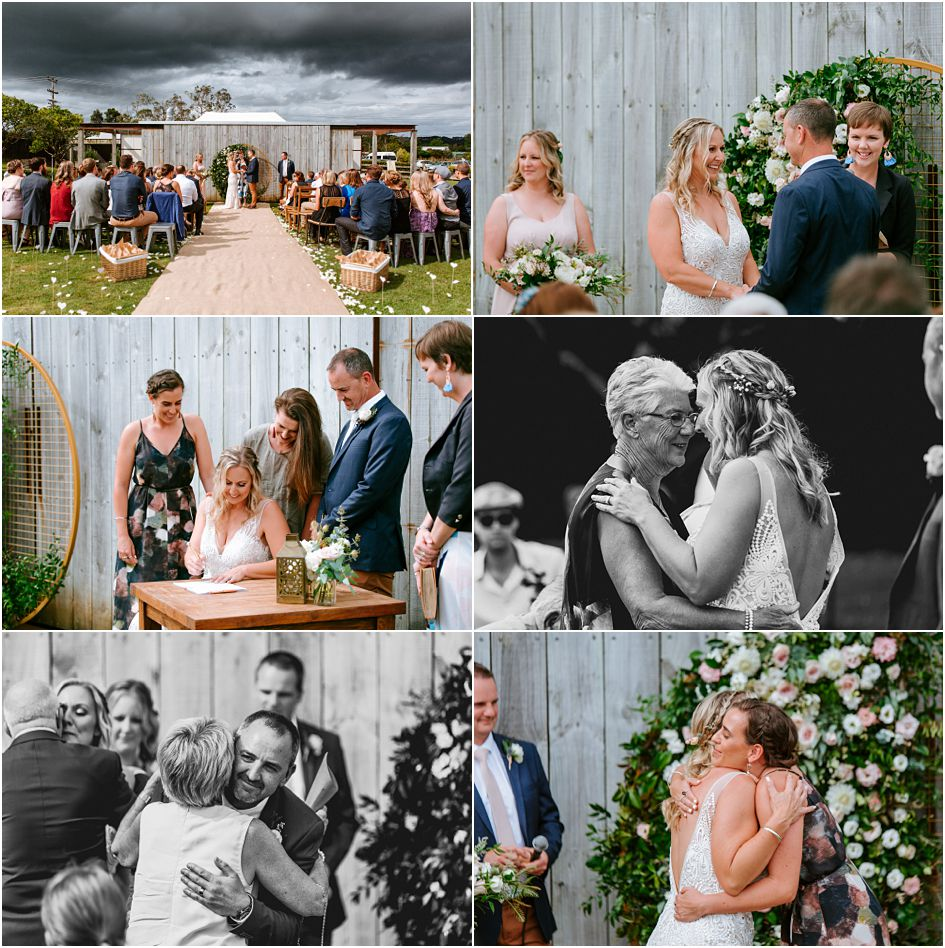 The Tasting Shed, Kumeu Wedding