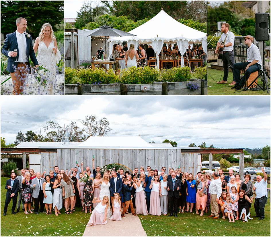 West Auckland Wedding